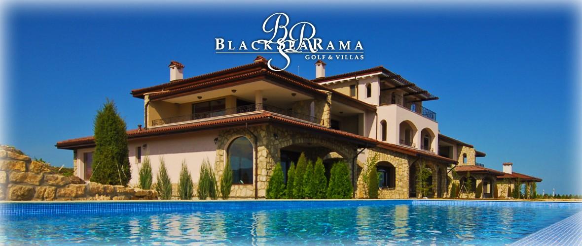 Black Sea Rama / Golf & Villas
