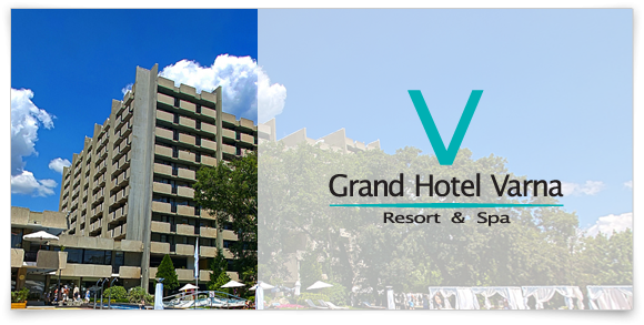 Grand Hotel Varna Five Stars